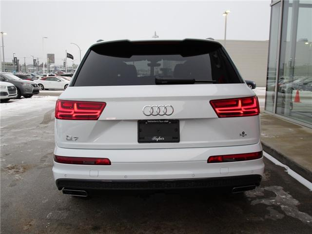 2019 Audi Q7 55 Technik (Stk: 190115) in Regina - Image 4 of 29