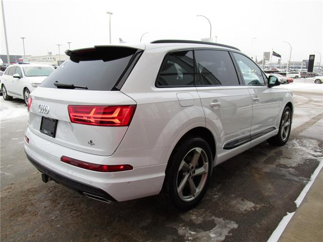 2019 Audi Q7 55 Technik (Stk: 190115) in Regina - Image 5 of 29
