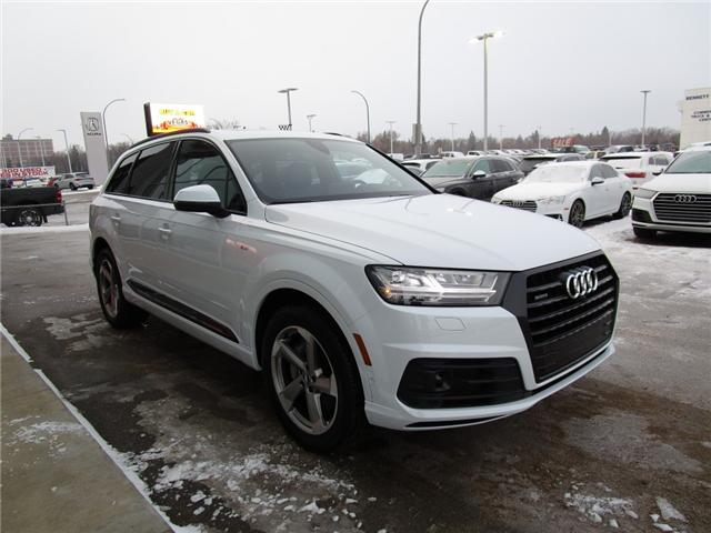 2019 Audi Q7 55 Technik (Stk: 190115) in Regina - Image 6 of 29