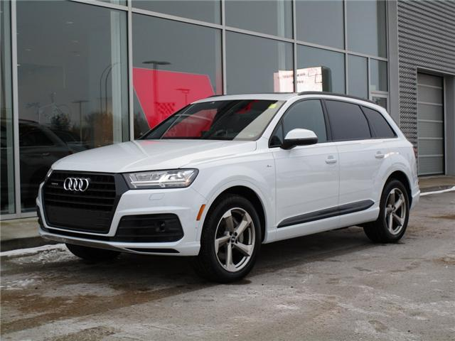 2019 Audi Q7 55 Technik (Stk: 190115) in Regina - Image 8 of 29
