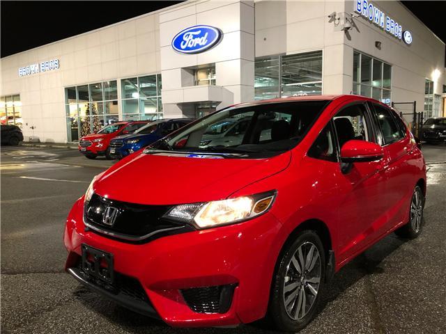 2017 Honda Fit SE (Stk: OP18418) in Vancouver - Image 1 of 22