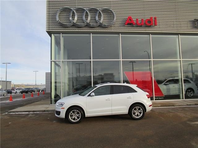 2015 Audi Q3 2.0T Technik (Stk: 1805881) in Regina - Image 2 of 29