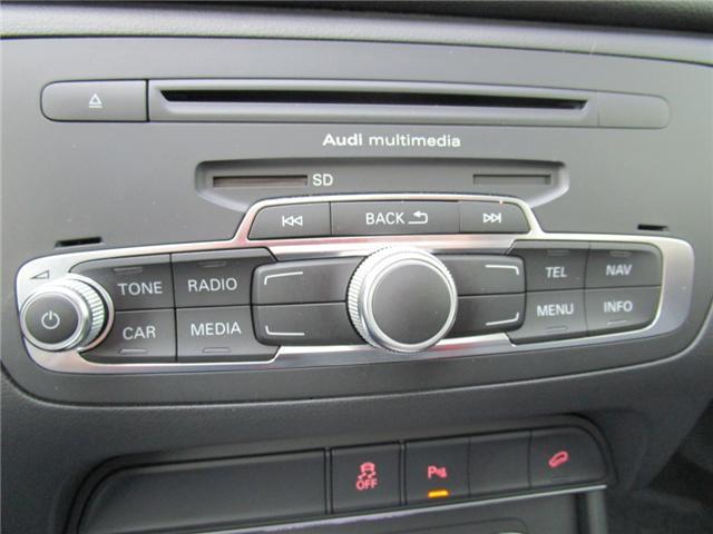 2015 Audi Q3 2.0T Technik (Stk: 1805881) in Regina - Image 23 of 29