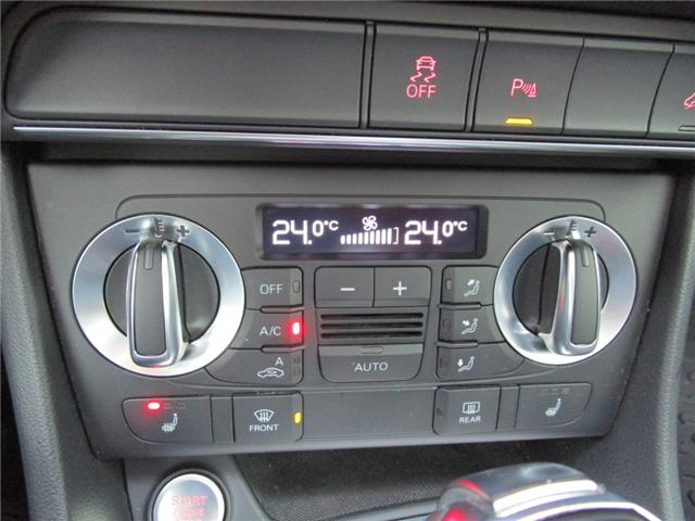 2015 Audi Q3 2.0T Technik (Stk: 1805881) in Regina - Image 24 of 29