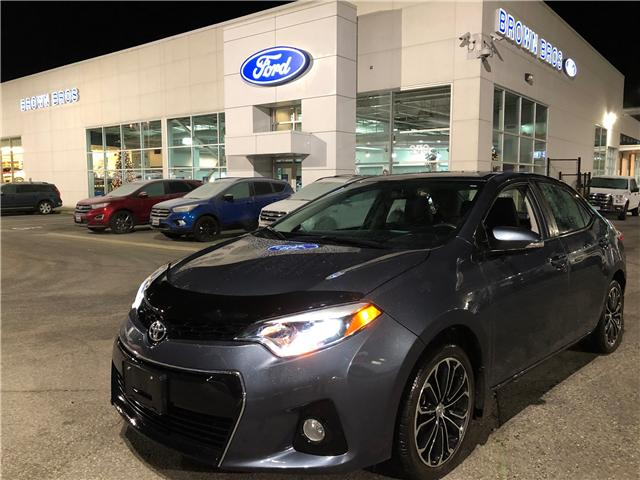 2015 Toyota Corolla S (Stk: 1763677B) in Vancouver - Image 1 of 20