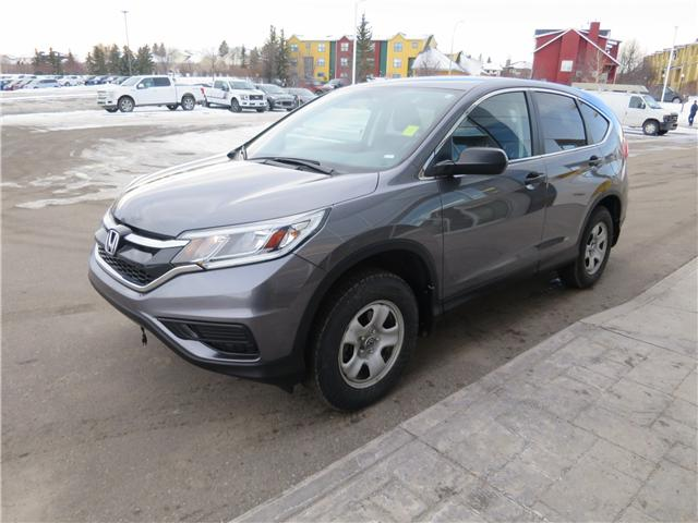 2015 Honda CR-V LX (Stk: JK-441A) in Okotoks - Image 1 of 21