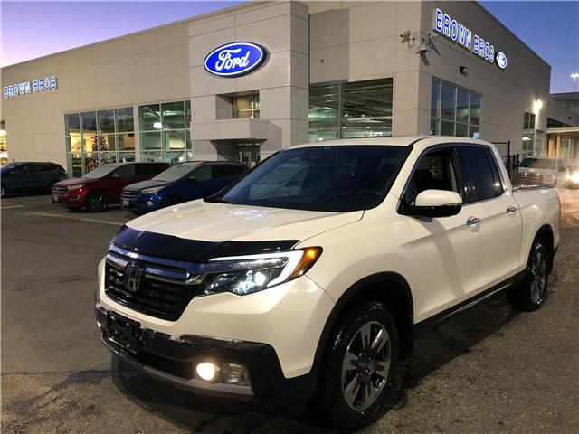 2017 Honda Ridgeline Touring (Stk: OP18373A) in Vancouver - Image 1 of 22