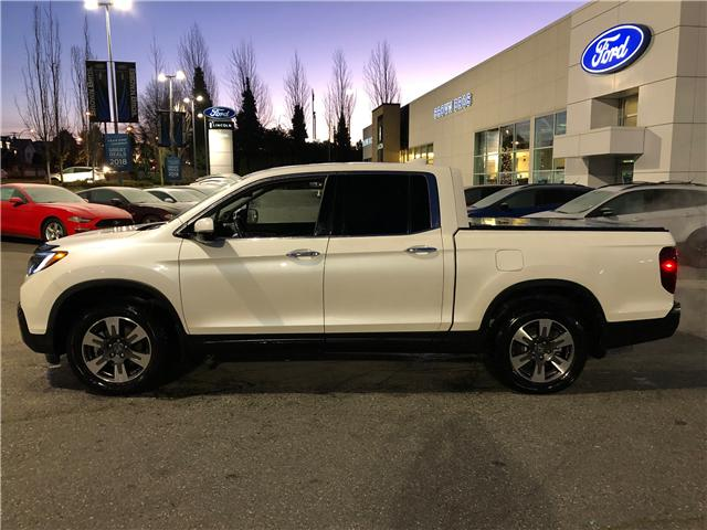 2017 Honda Ridgeline Touring (Stk: OP18373A) in Vancouver - Image 2 of 22