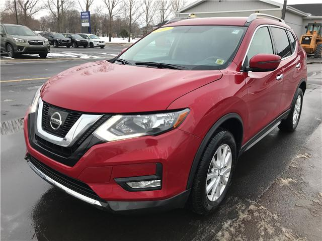 2017 Nissan Rogue SV (Stk: U3310) in Charlottetown - Image 1 of 22