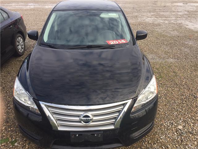 2014 Nissan Sentra 1.8 SV (Stk: 869) in Belmont - Image 2 of 6