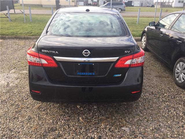 2014 Nissan Sentra 1.8 SV (Stk: 869) in Belmont - Image 3 of 6