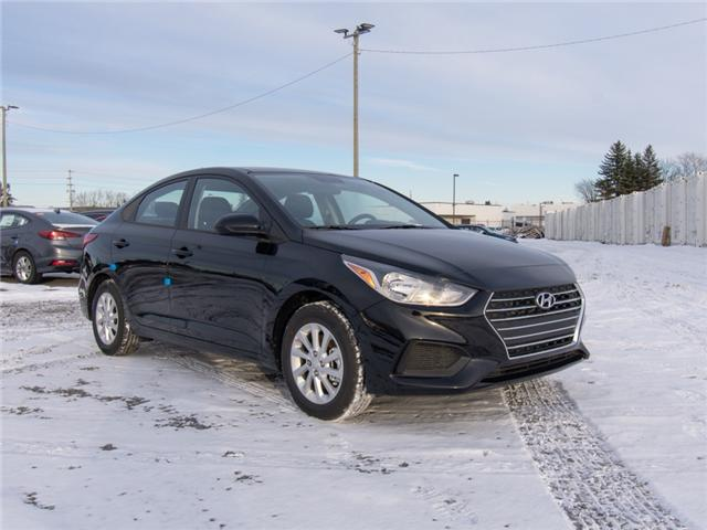 2019 Hyundai Accent Preferred (Stk: R95129) in Ottawa - Image 1 of 9