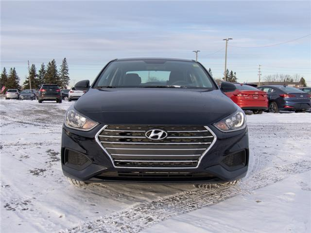 2019 Hyundai Accent Preferred (Stk: R95129) in Ottawa - Image 2 of 9