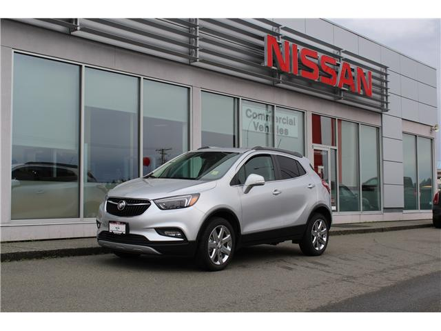 2017 Buick Encore Essence (Stk: 8R6033A) in Nanaimo - Image 1 of 9