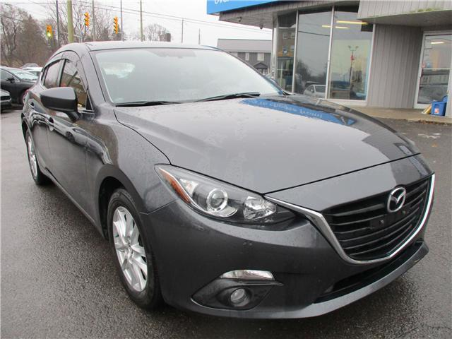 2015 Mazda Mazda3 GS (Stk: 182008) in Kingston - Image 1 of 12