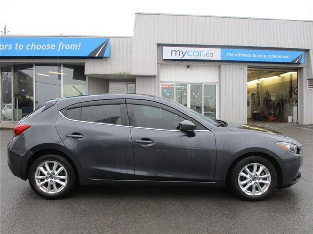 2015 Mazda Mazda3 GS (Stk: 182008) in Kingston - Image 2 of 12