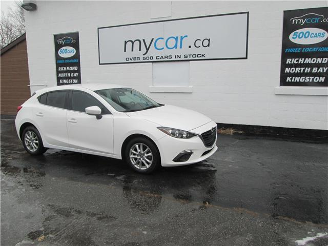 2015 Mazda Mazda3 GS (Stk: 181569) in Richmond - Image 2 of 13