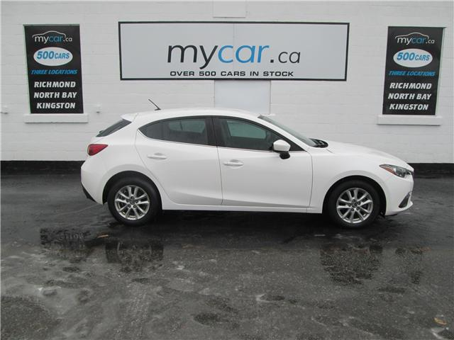 2015 Mazda Mazda3 GS (Stk: 181569) in Richmond - Image 1 of 13