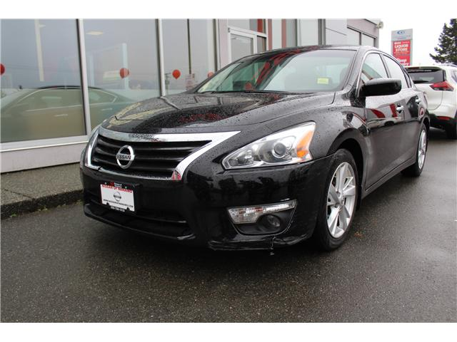 2015 Nissan Altima 2.5 SV (Stk: P0037A) in Nanaimo - Image 1 of 9