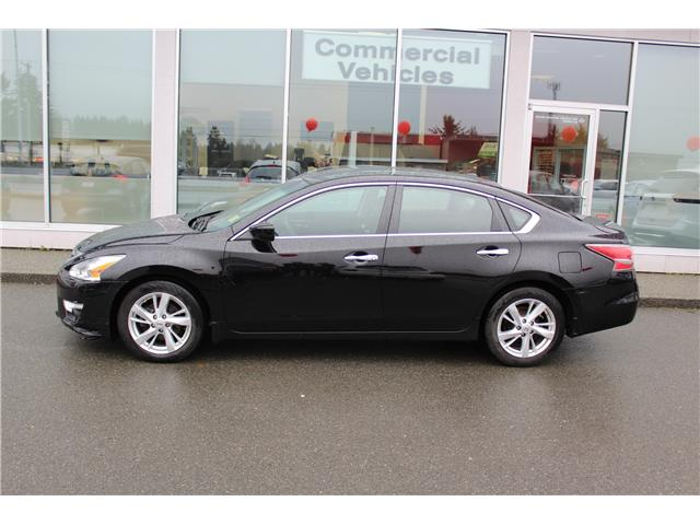 2015 Nissan Altima 2.5 SV (Stk: P0037A) in Nanaimo - Image 2 of 9
