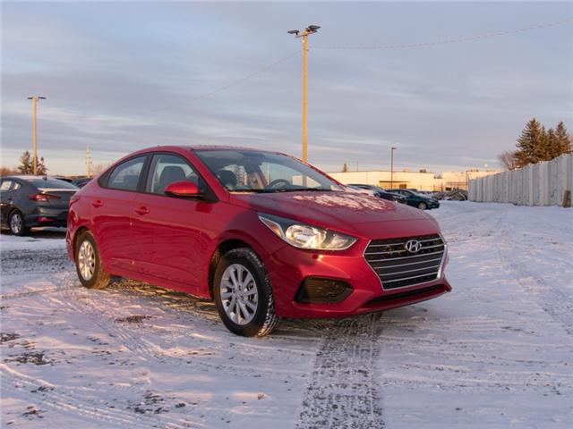 2019 Hyundai Accent Preferred (Stk: R95105) in Ottawa - Image 1 of 9