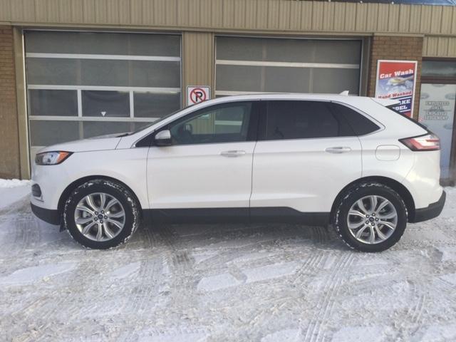 2019 Ford Edge Titanium (Stk: 19-52) in Kapuskasing - Image 3 of 8