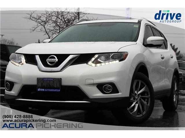 2014 Nissan Rogue SL (Stk: AP4710A) in Pickering - Image 1 of 28