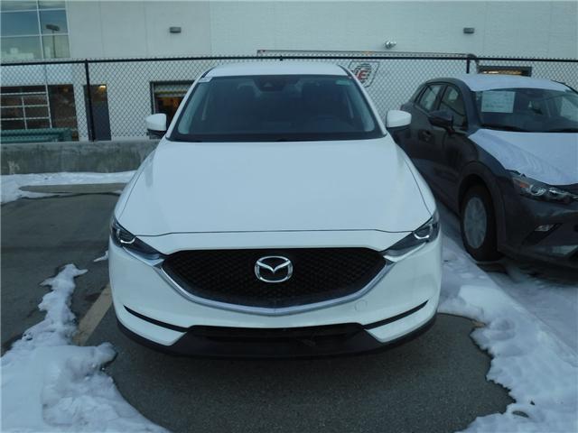 2018 Mazda CX-5 GS (Stk: M1886) in Calgary - Image 1 of 1