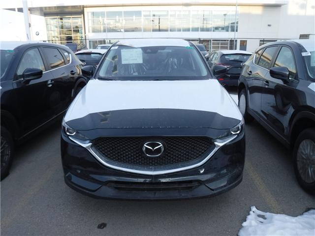 2018 Mazda CX-5 GX (Stk: M1817) in Calgary - Image 1 of 1