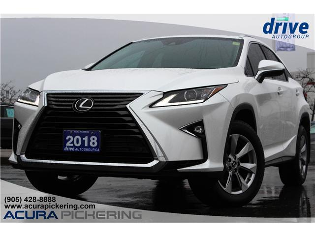 2018 Lexus RX 350 Base (Stk: AP4718) in Pickering - Image 1 of 30
