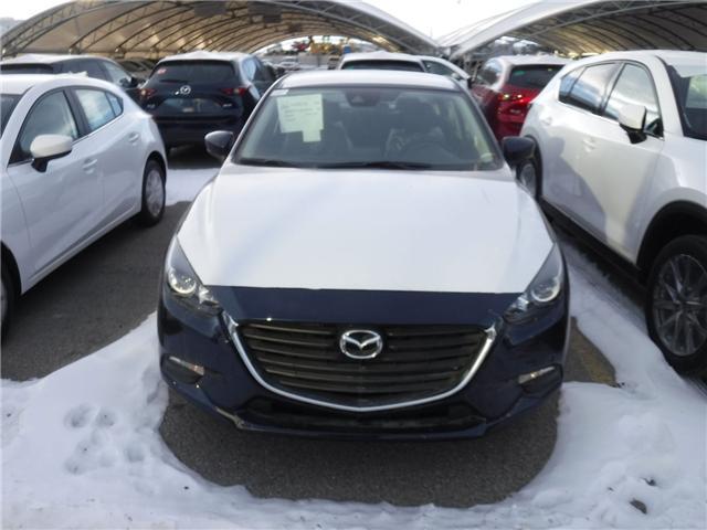 2018 Mazda Mazda3  (Stk: M1846) in Calgary - Image 1 of 1