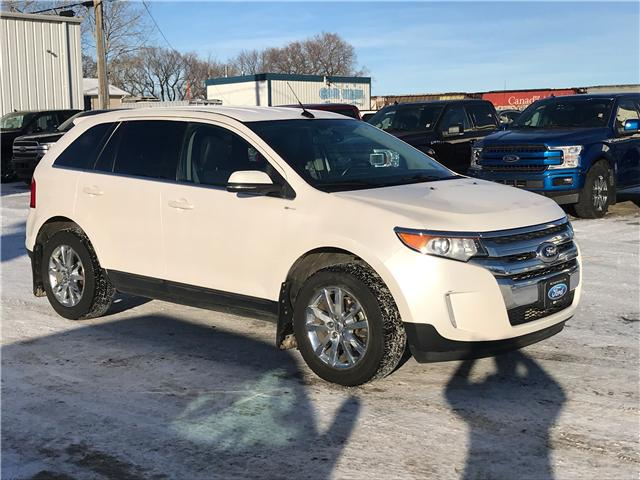 2014 Ford Edge Limited (Stk: 8284A) in Wilkie - Image 1 of 21