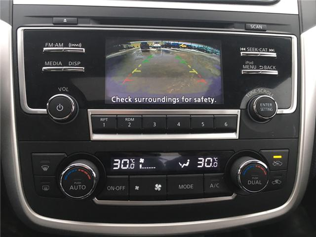 2017 Nissan Altima 2.5 (Stk: 18690) in Sudbury - Image 13 of 15