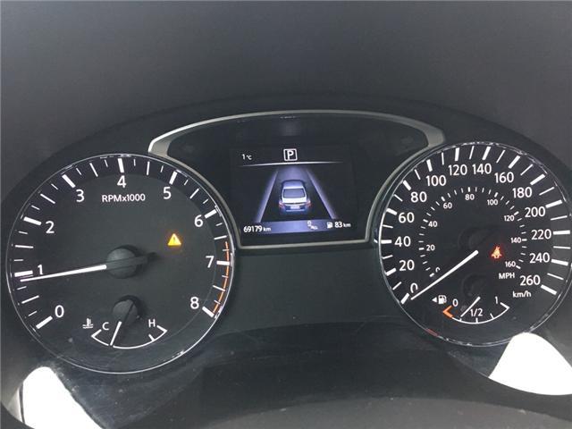 2017 Nissan Altima 2.5 (Stk: 18690) in Sudbury - Image 14 of 15
