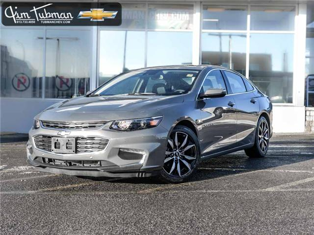 2018 Chevrolet Malibu LT (Stk: R7100) in Ottawa - Image 1 of 25