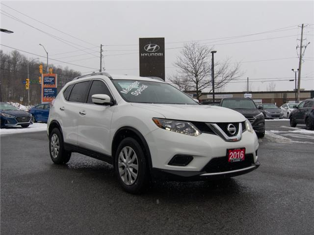 2016 Nissan Rogue S (Stk: P3212) in Ottawa - Image 1 of 12