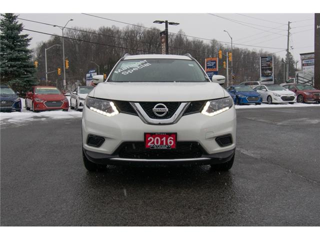2016 Nissan Rogue S (Stk: P3212) in Ottawa - Image 2 of 12