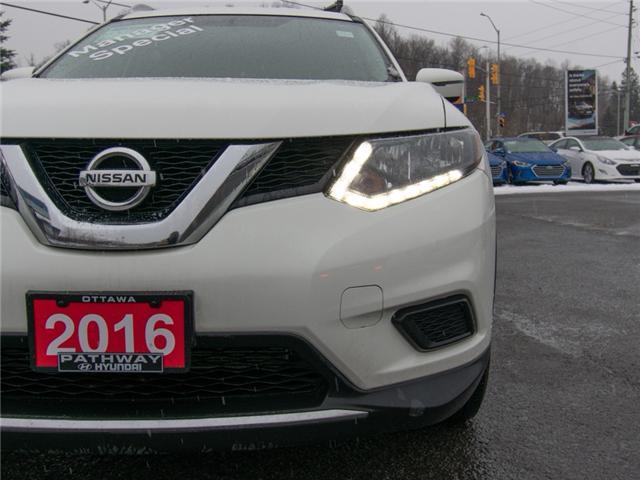 2016 Nissan Rogue SV (Stk: P3212) in Ottawa - Image 3 of 12