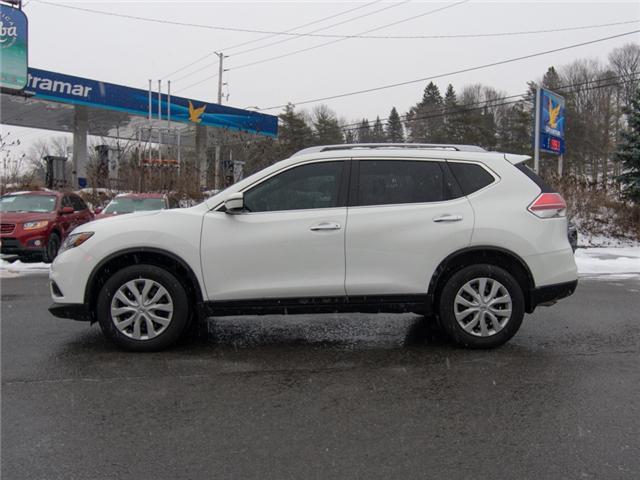 2016 Nissan Rogue SV (Stk: P3212) in Ottawa - Image 5 of 12