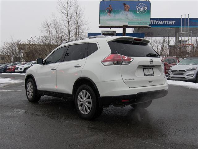 2016 Nissan Rogue SV (Stk: P3212) in Ottawa - Image 6 of 12