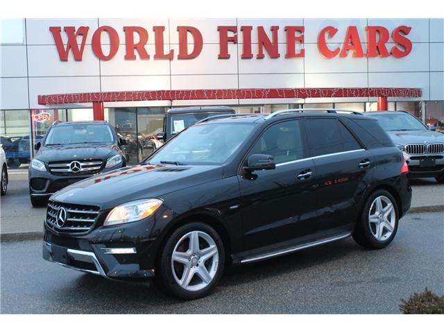 2012 Mercedes-Benz M-Class  (Stk: 16609) in Toronto - Image 1 of 26