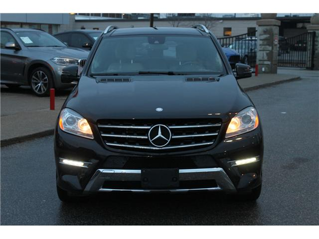 2012 Mercedes-Benz M-Class  (Stk: 16609) in Toronto - Image 2 of 26