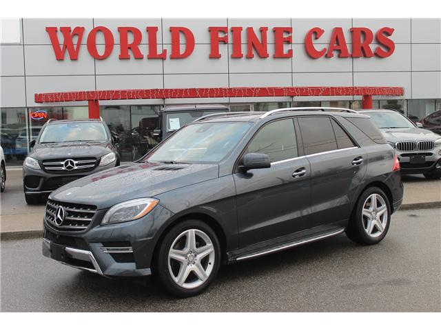 2014 Mercedes-Benz M-Class  (Stk: 94429) in Toronto - Image 1 of 25