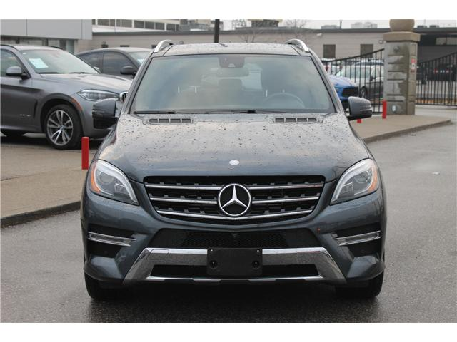 2014 Mercedes-Benz M-Class  (Stk: 94429) in Toronto - Image 2 of 25