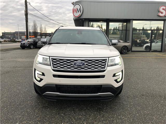 2016 Ford Explorer Platinum (Stk: 16-C74736) in Abbotsford - Image 2 of 17