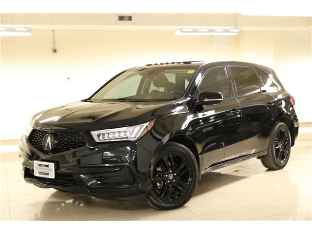 2017 Acura MDX Navigation Package (Stk: M12423A) in Toronto - Image 1 of 28