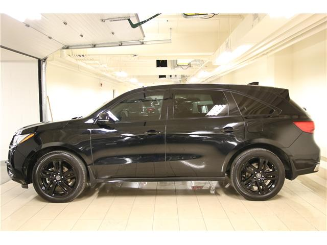 2017 Acura MDX Navigation Package (Stk: M12423A) in Toronto - Image 2 of 28
