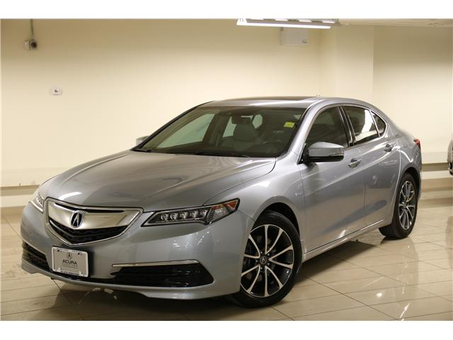 2016 Acura TLX Tech (Stk: TX12252A) in Toronto - Image 1 of 29