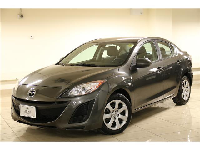 2010 Mazda Mazda3 GX (Stk: D12398A) in Toronto - Image 1 of 24