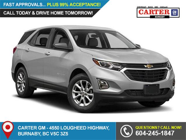 2019 Chevrolet Equinox LT (Stk: Q9-17440) in Burnaby - Image 1 of 1